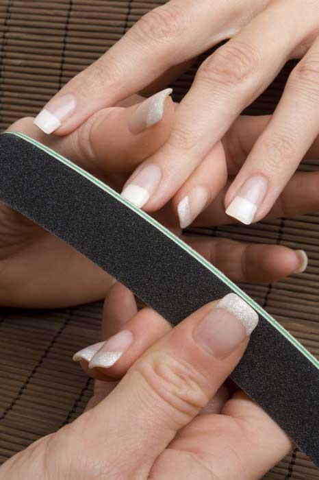 Fingernägel ausgefallene Nagelstudio Nicole
